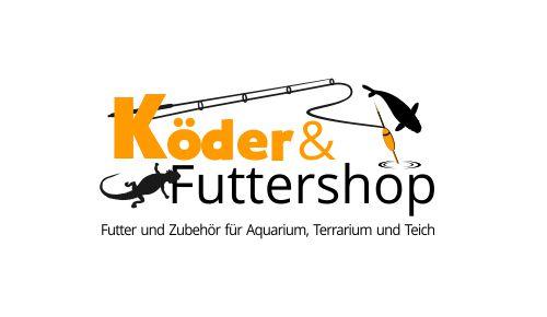 Logo_Köder und Futtershop